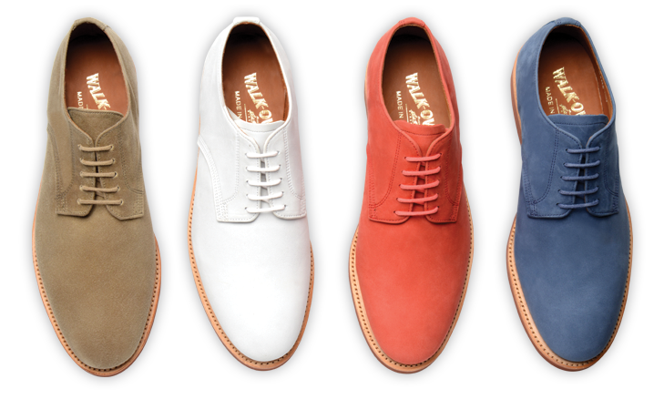 Sanders Derby Buck Shoes | Selectism